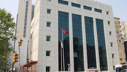 Türk Telekom Genel Müdürlük Makam Binası - Ofis&İşyeri
